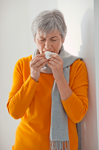 Learn the difference between symptoms of allergies and sinusitis to find out the best treatment.