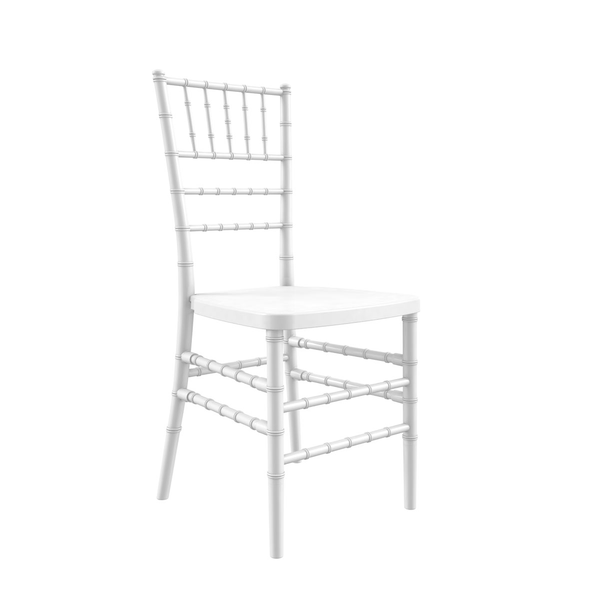 Silla Tiffany Color Blanca
