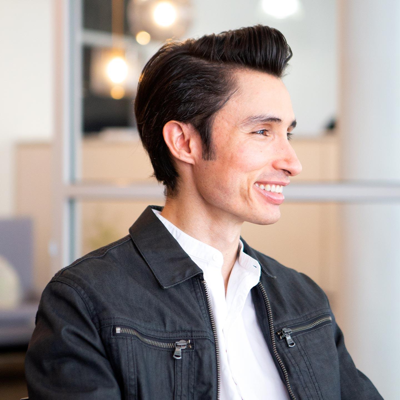 Portrait of Diego Rincon