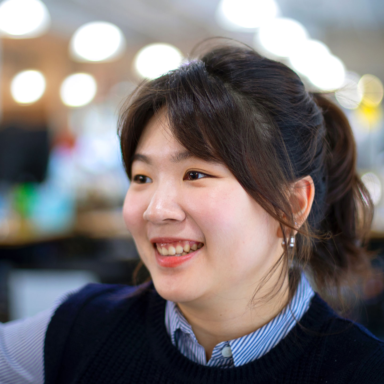 Portrait of Moon Cho