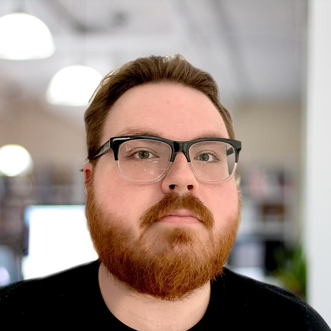 Portrait of Joel Austin