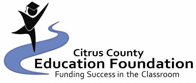 Citrus County Education Foundation logo
