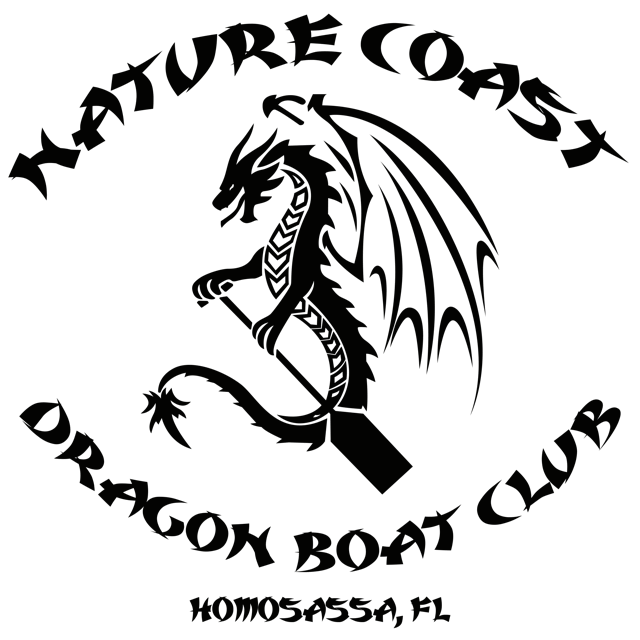 Nature Coast Dragon Boat Club logo