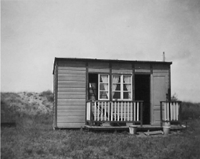 Kampeerhuisje Wijk aan Zee