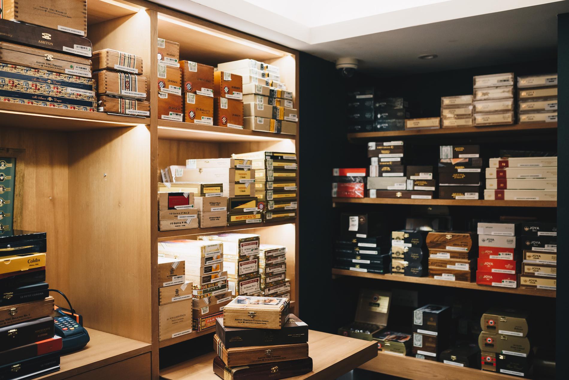 Bertie Cigars photos