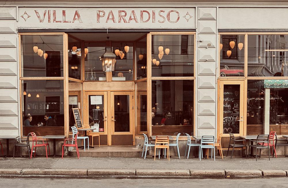 Villa Paradiso Solli