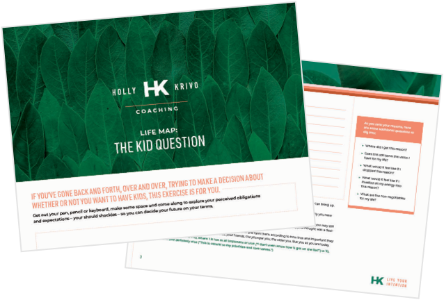 The Kid Question Mockup