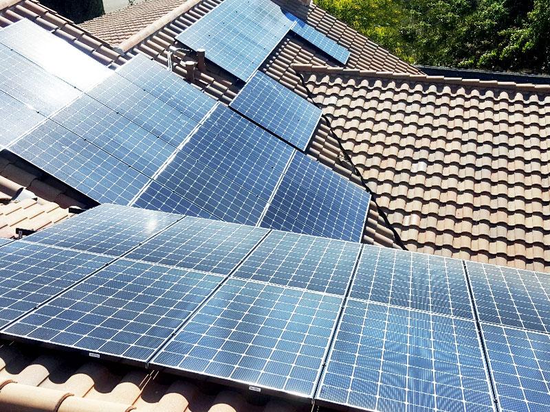 Large Residential Solar