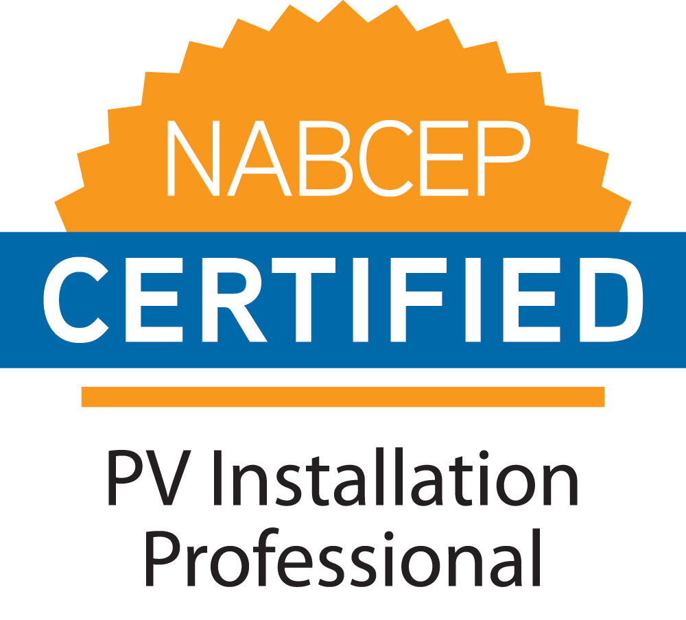 NABCEP Certified