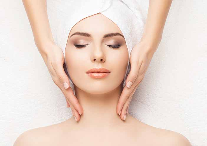 skin radiance red carpet facial