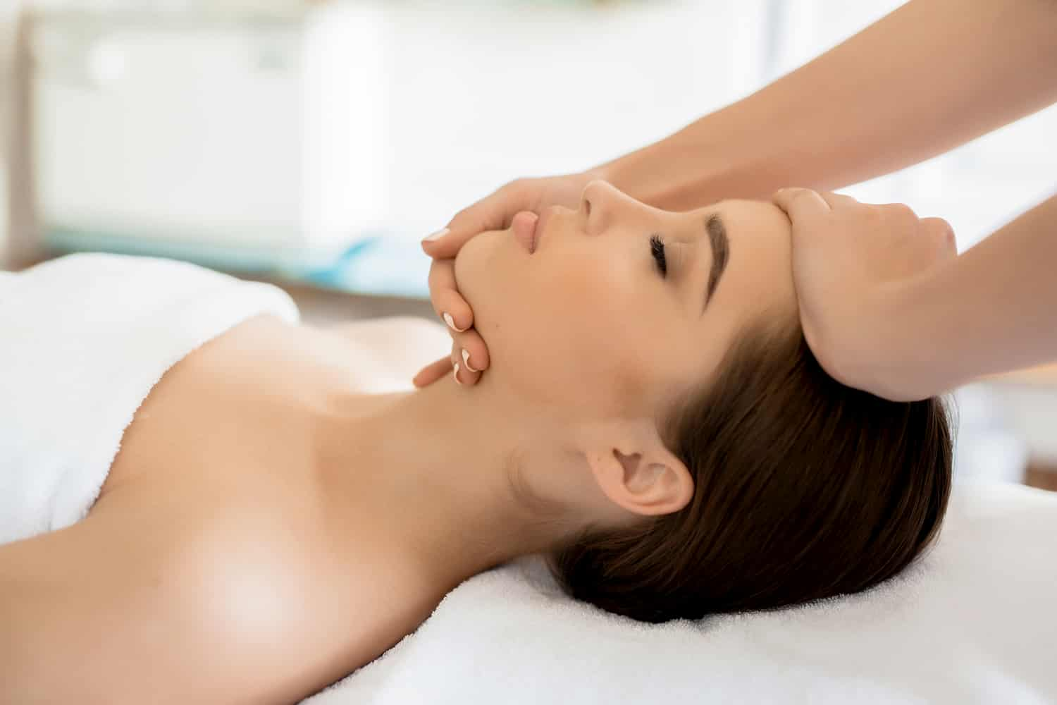 express facial treatment