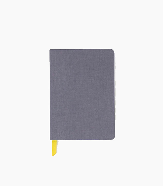 Baron Fig Confidant Hardcover Notebook - Charcoal