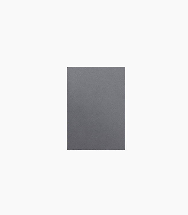 Baron Fig Vanguard Plus Softcover Notebook - Charcoal
