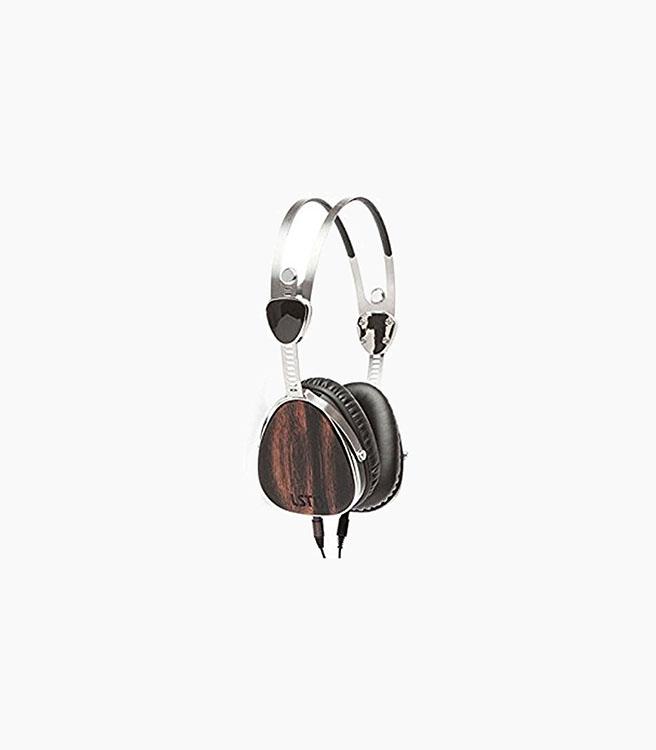 LSTN Encore On-Ear Headphones - Ebony Wood
