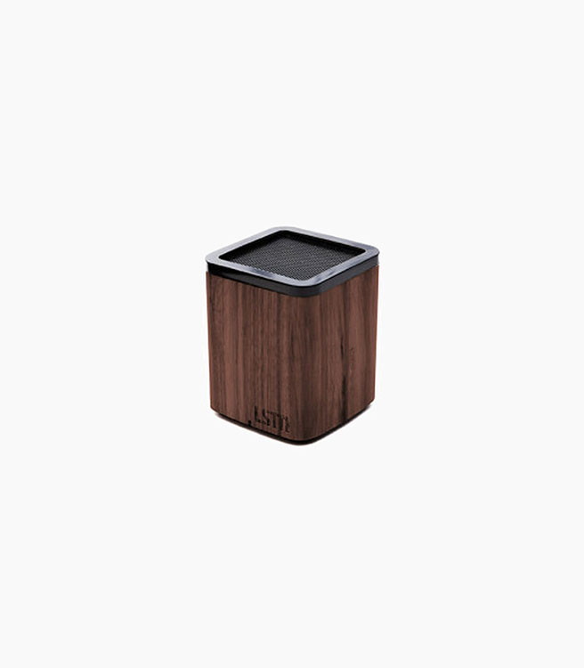 LSTN Satellite Bluetooth Speaker - Walnut