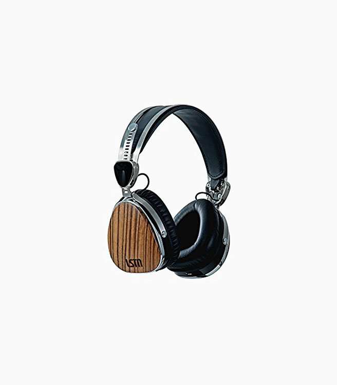 LSTN Troubadour On-Ear Headphones  - Zebra