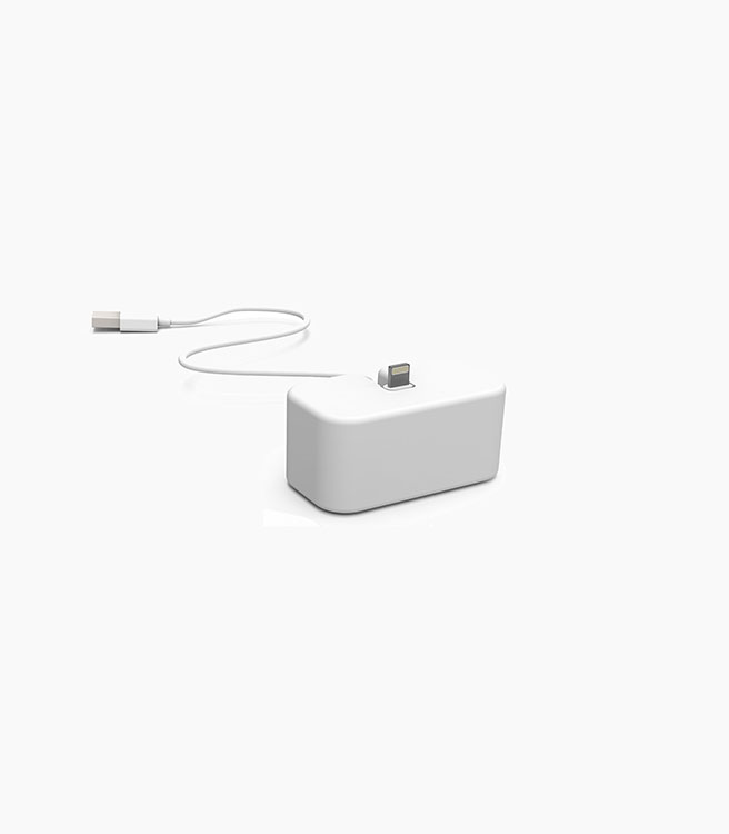 Powerstick PowerBase - White
