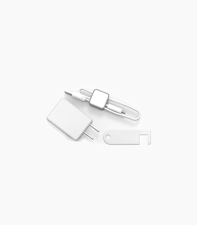 Powerstick PowerKit - White