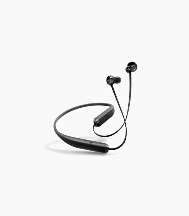 Sol Republic Shadow Wireless Earphones - Black