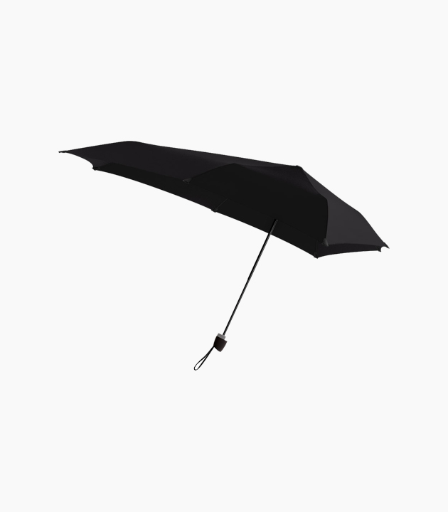 Senz Manual Umbrella - Black