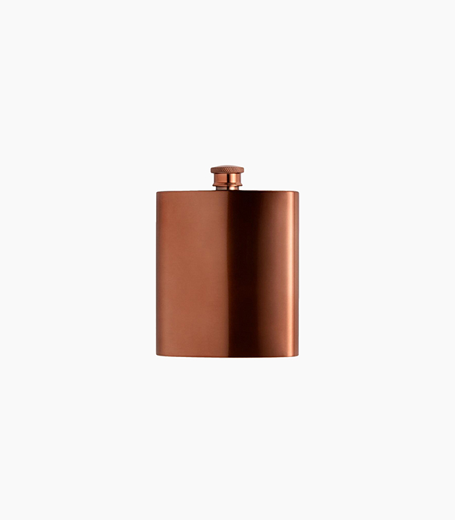 W&P Design Copper Flask - Copper