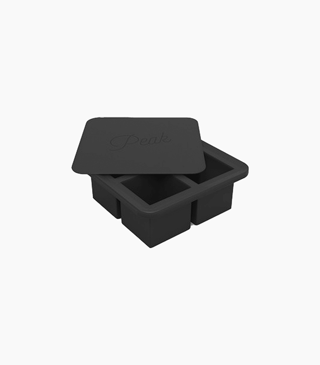 W&P Design Extra Large Ice Tray - Charcoal