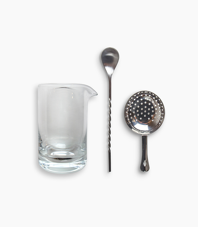 W&P Design The Mixing Glass Set