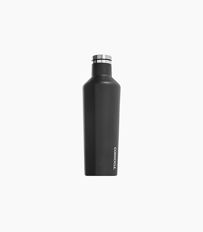 Corkcicle Canteen 16oz - Matte Black