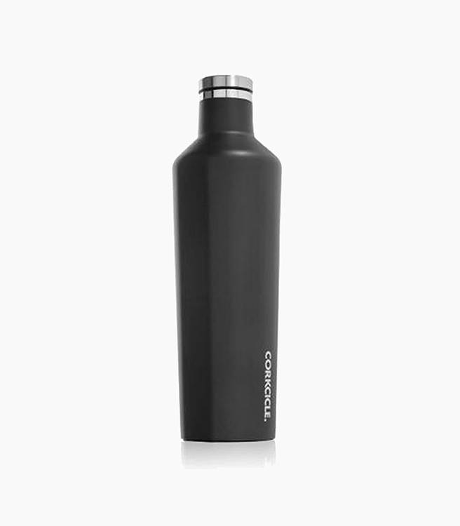 Corkcicle Canteen 25oz - Matte Black