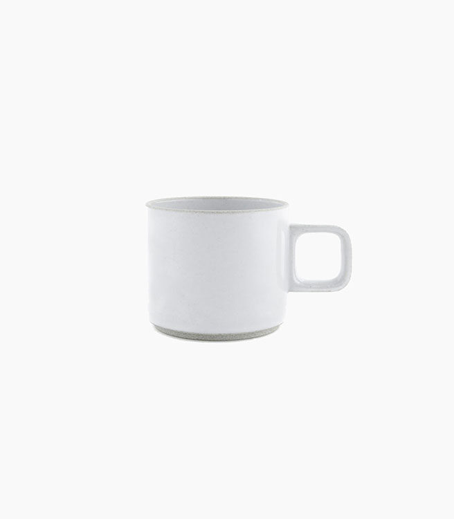 Hasami Porcelain Mug 11 oz  - Grey