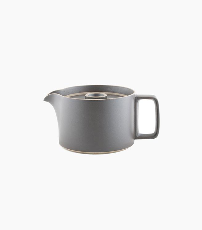Hasami Porcelain Tea Pot  - Black