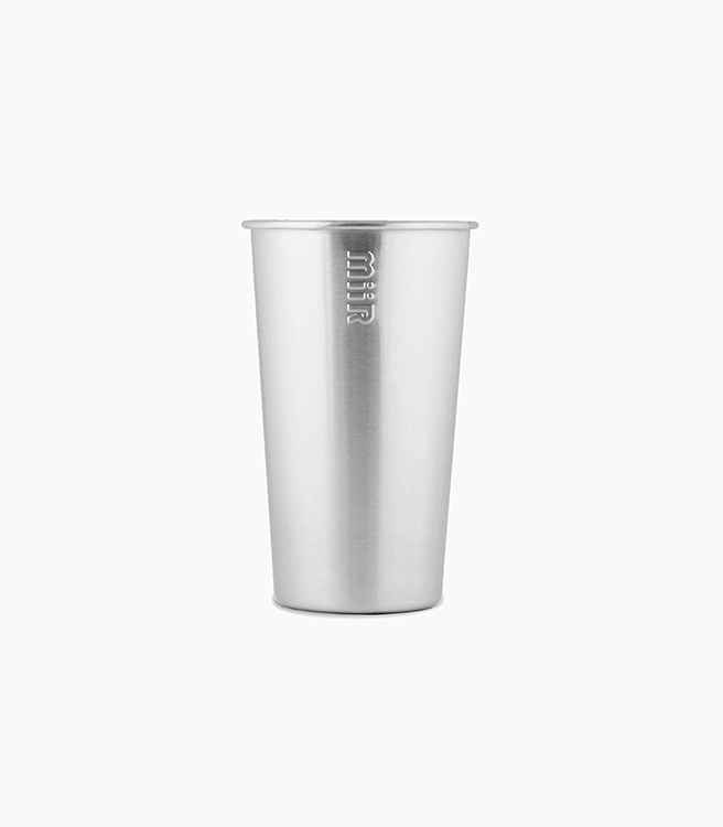MiiR® Pint Cup  - Stainless