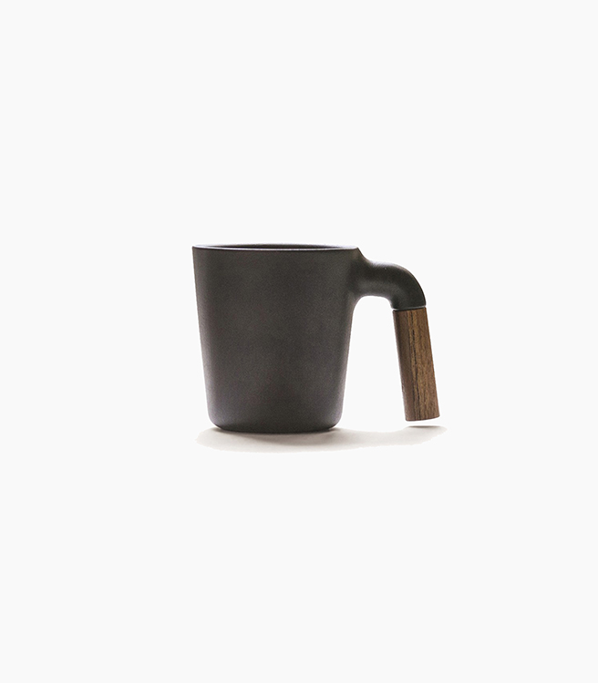 Mugr Coffee Mug  - Charcoal