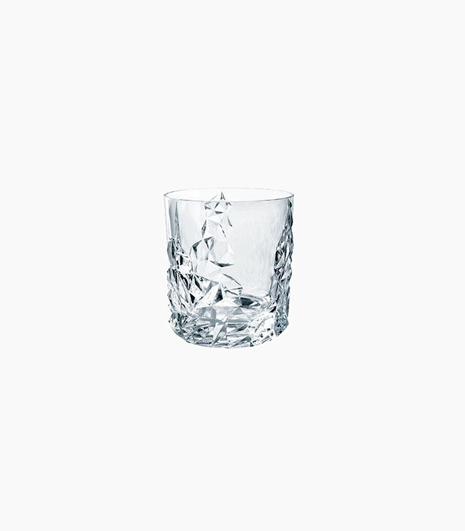 Nachtmann Sculpture Whisky - Glass