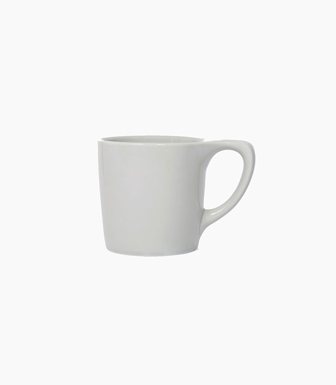 Not Neutral Lino Mug - Light Gray