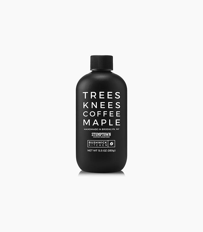 Bushwick Kitchen Trees Knees Coffee Maple