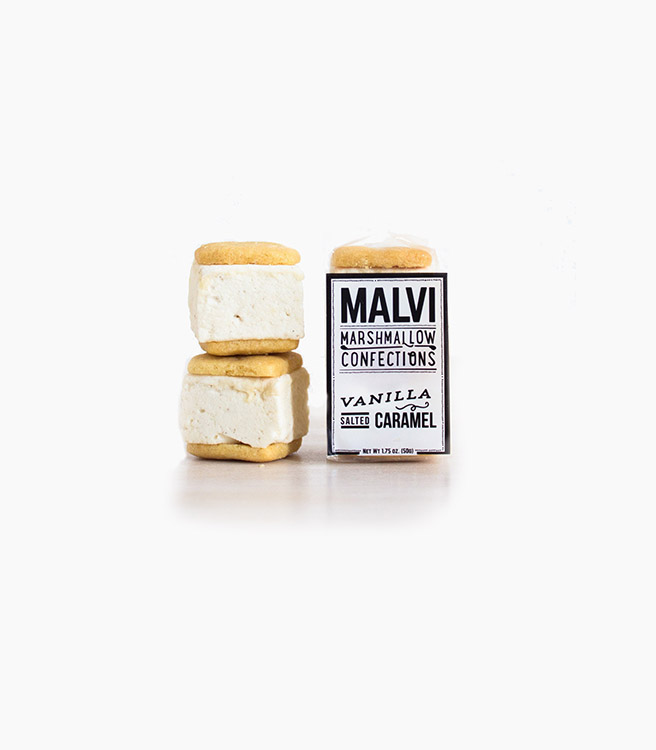 Malvi S'more 2pk - Vanilla Salted Caramel