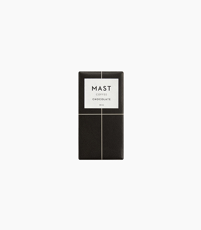 MAST Chocolate 1oz Bar - Coffee