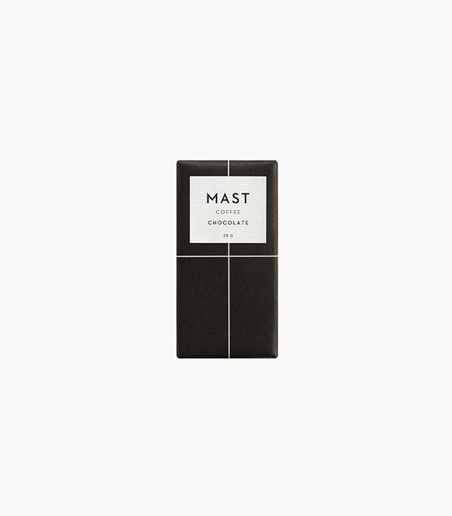 MAST Chocolate 1oz Bar - Coffee