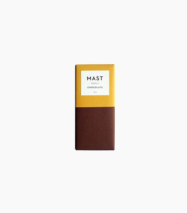 MAST Chocolate 1oz Bar - Maple