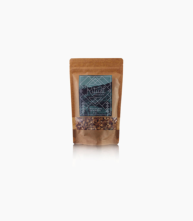 Ritual Chocolate Granola