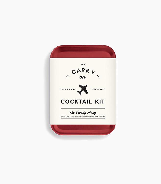 W&P Design Carry On Cocktail Kit - Bloody Mary
