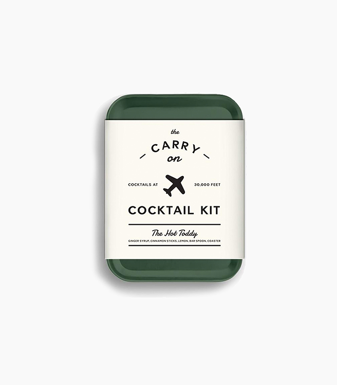 W&P Design Carry On Cocktail Kit - Hot Toddy
