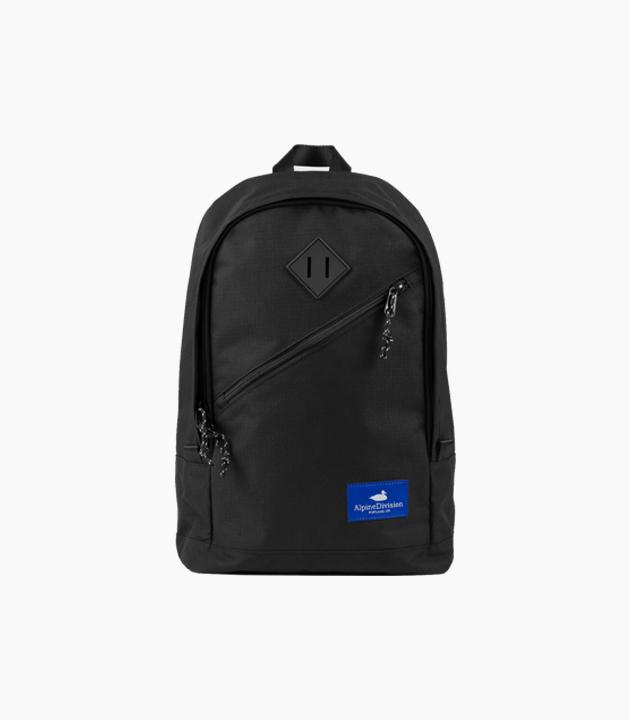 Alpine Division Eliot Ripstop Backpack - Black