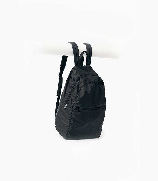 Baggu Ripstop Backpack - Black