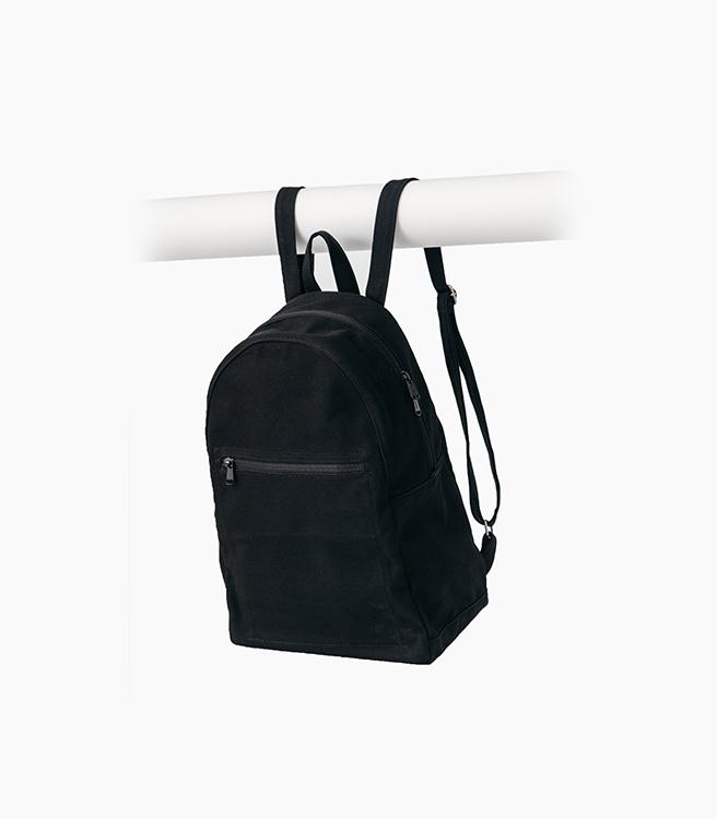 Baggu Zip Backpack - Black