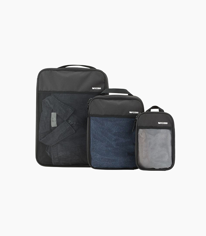 Incase Modular Mesh Storage Pack - Black