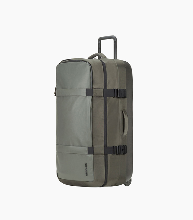 Incase Tracto Large Roller Duffel - Anthracite