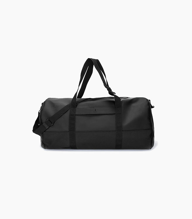 Rains Travel Duffle - Black