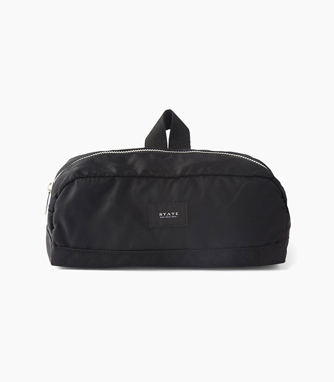 STATE Bags Dopp Kit - Black